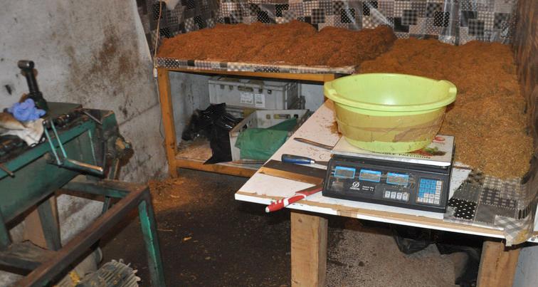 Sremska Mitrovica: policija zaplenila 4 tone rezanog duvana