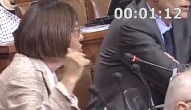 Skupština Srbije: Gojkovićeva velikim kaznama ućutkava kritičare vlasti!