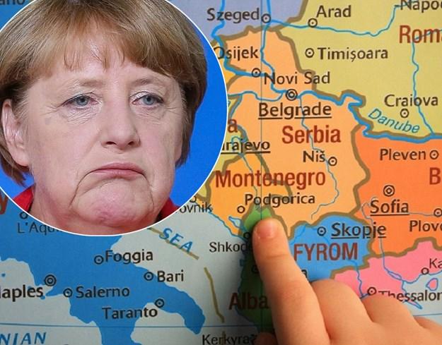 Oslabljena Angela Merkel usporava ulazak Srbije u EU!