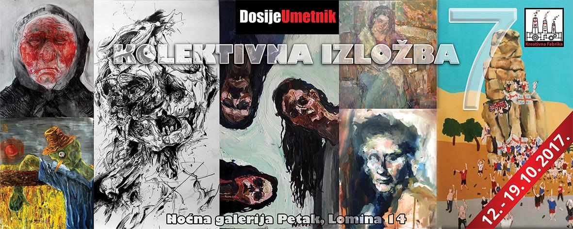"""Beograd: U Galeriji Petak  izložba sedam umetnika – """"7"""""""