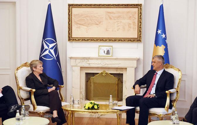 Tači: Kosovo treba što pre da postane deo NATO-a