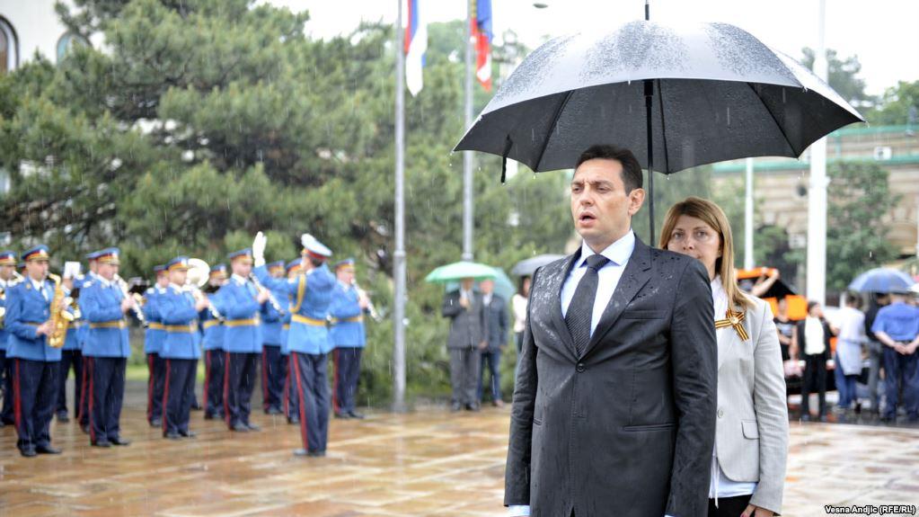 Aleksandar Vulin: Ministarstvo odbrane zadovoljno povećanjem plata