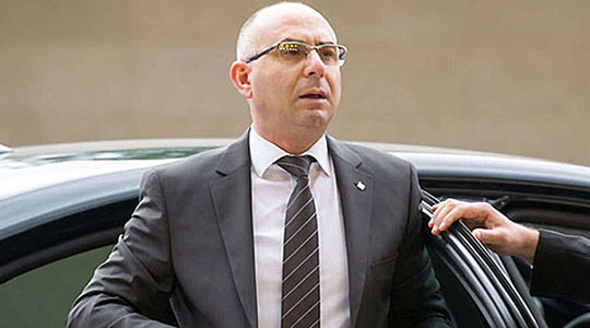 Makedonija: Uhapšen bivši ministar policije