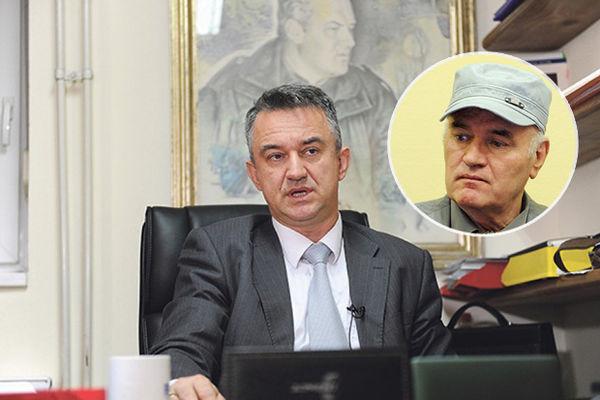 Posle presude: Šta je Ratko rekao Darku Mladiću