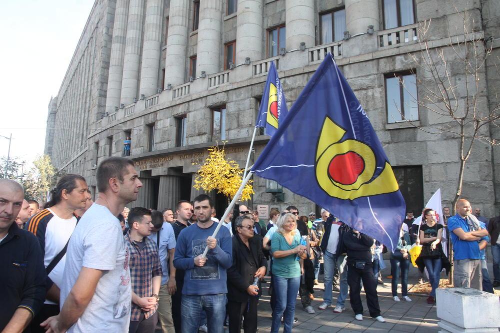 Saopštenje Socijal demokratske unije i Ne da(vi)mo Beograd: novi zakon o štrajku nastavlja gušenje prava na štrajk