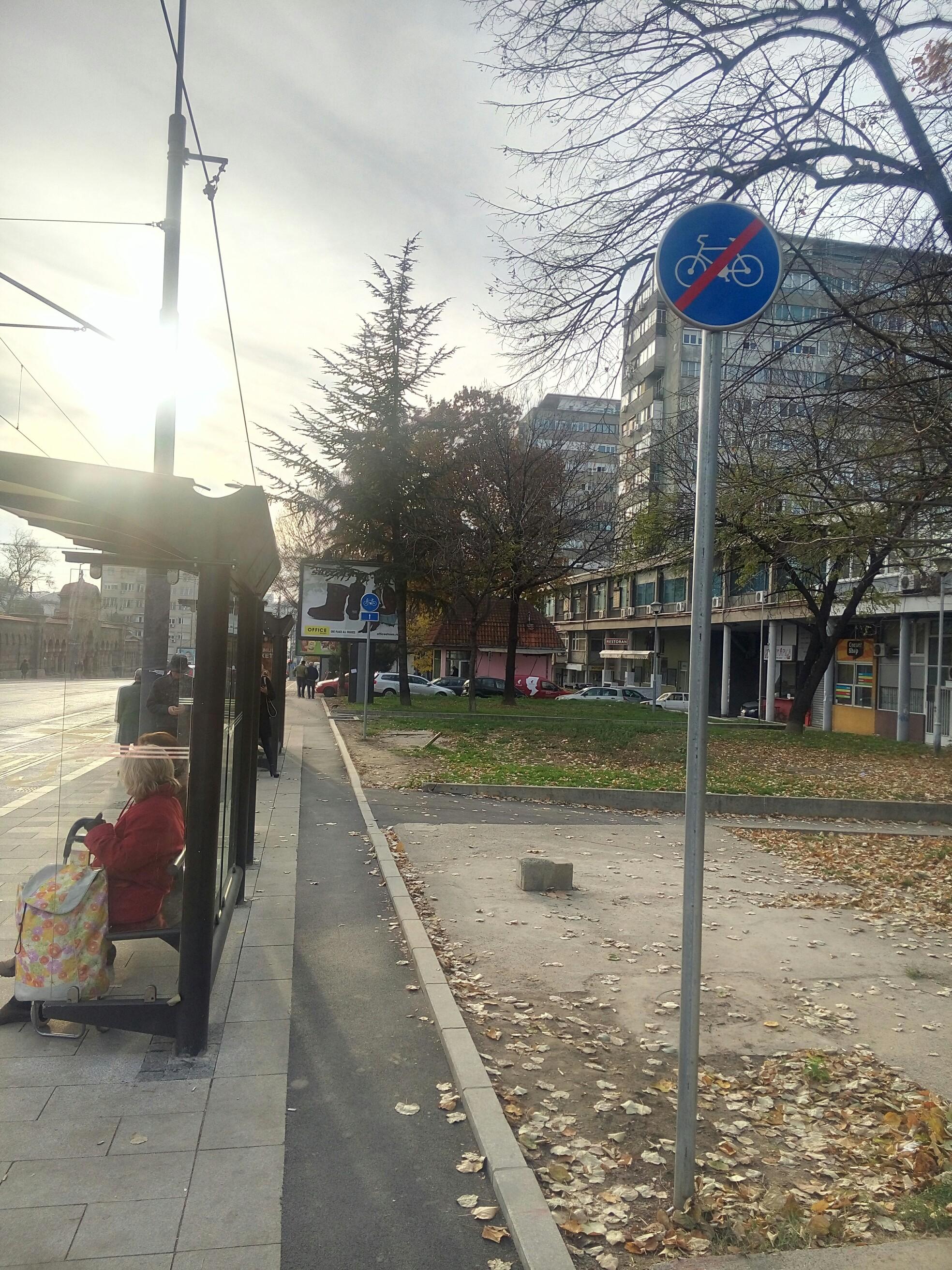 Beograd: Biciklistička inspekcija provozala se Ruzveltovom i Slavijom