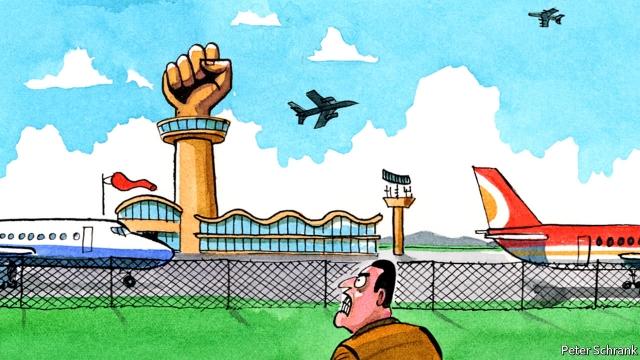 Ekonomist: daju imena aerodroma – da bi nervirali susede!