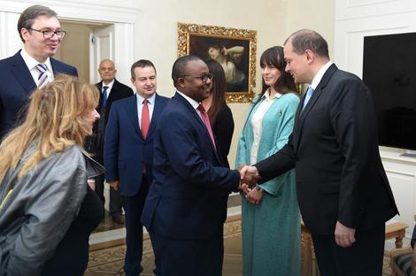 Konferencija za medije: Gvineja Bisao nije priznala Kosovo
