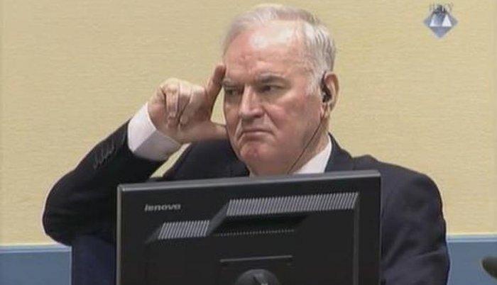Ratku Mladiću izrečena doživotna kazna zatvora