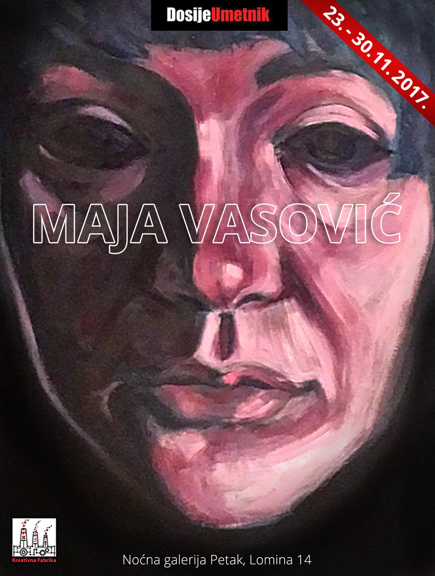 Beograd: U galeriji Petak izlaže Maja Vasović