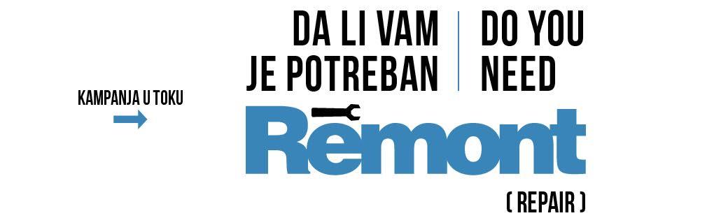 Apel: pomognimo Remontu da opstane