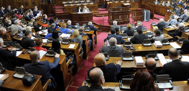 Skupština Srbije: u sredu glasanje o zakonima iz oblasti obrazovanja