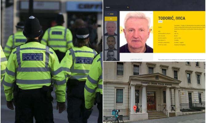 Ivica Todorić se predao londonskoj policiji