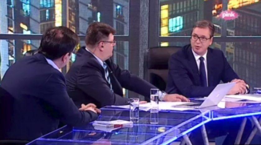 Dojče Wele: Glumačke tehnike Aleksandra Vučića