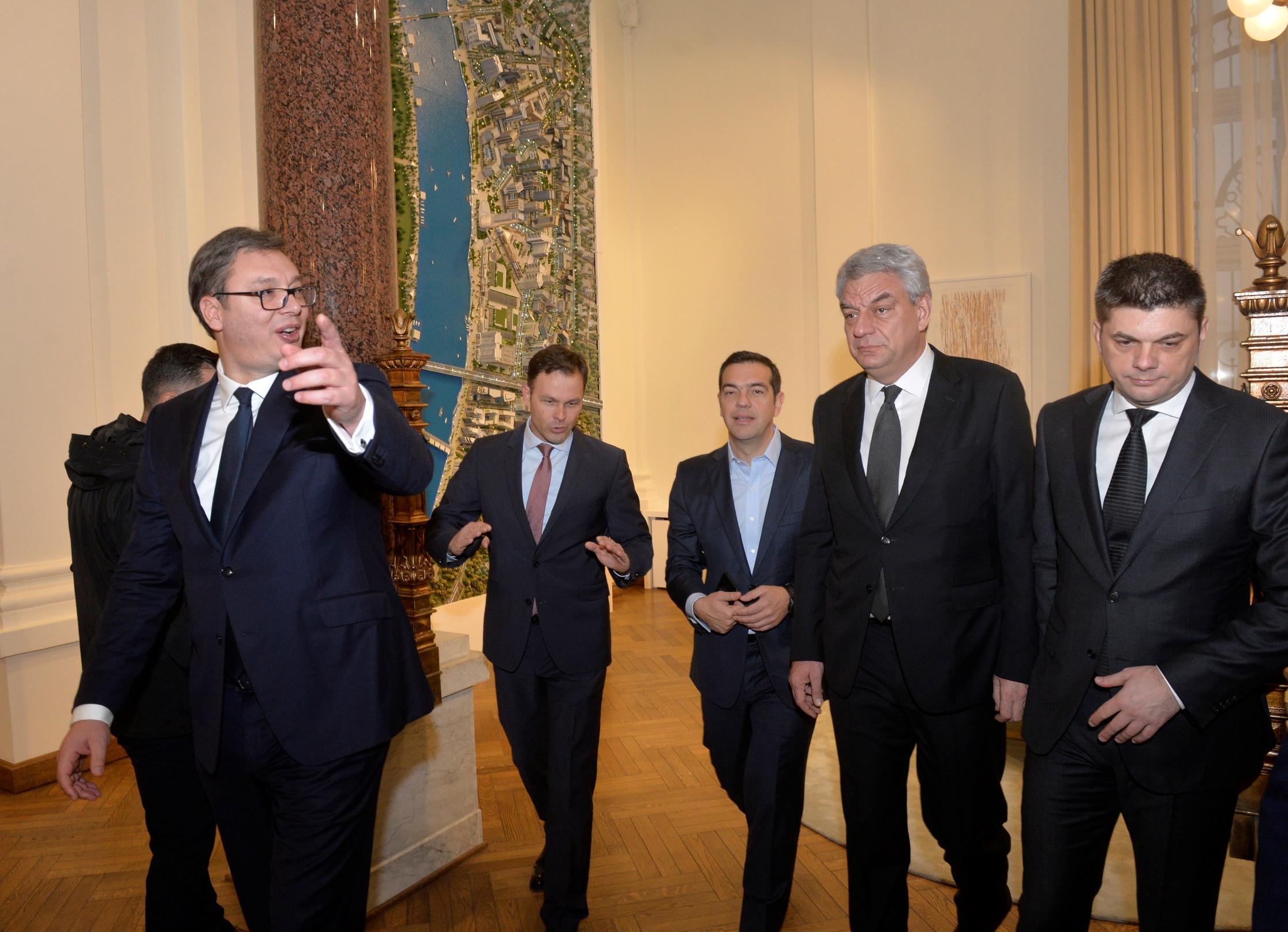 Beograd: Sastanka Visokog saveta Srbije, Bugarske, Grčke i Rumunije – privredna saradnja najveća šansa Balkana