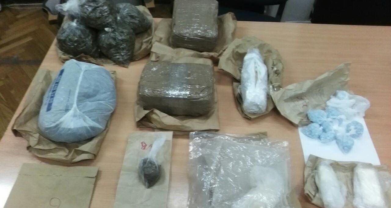 Uhapšen Nišlija diler droge!