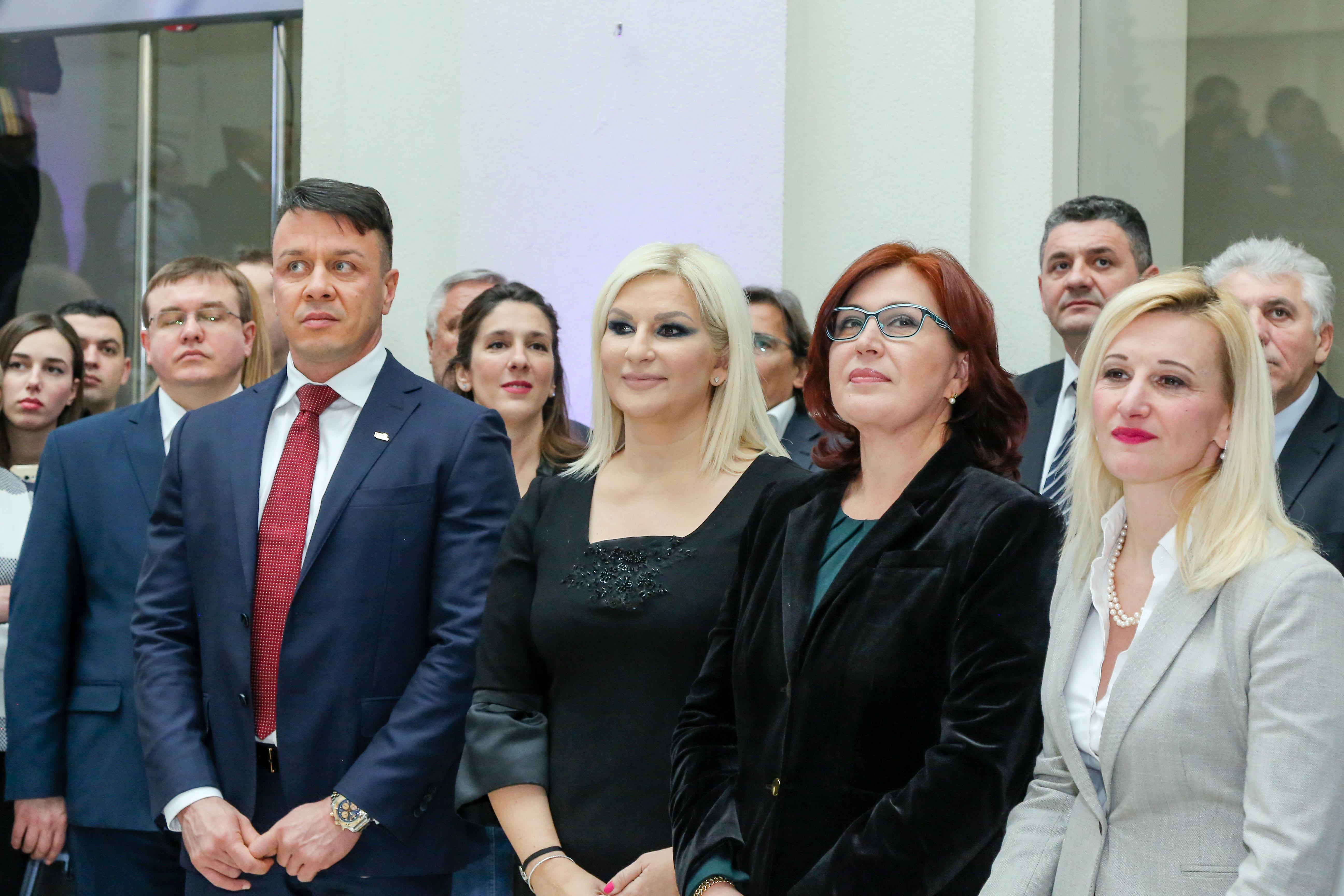 Ministarstvo građevinarstva, saobraćaja i infrastrukture proslavilo je tri godine rada