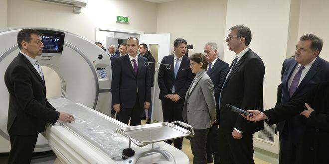 Niš: Otvoren Klinički centar – slede Beograd, Novi Sad i Kragujevac