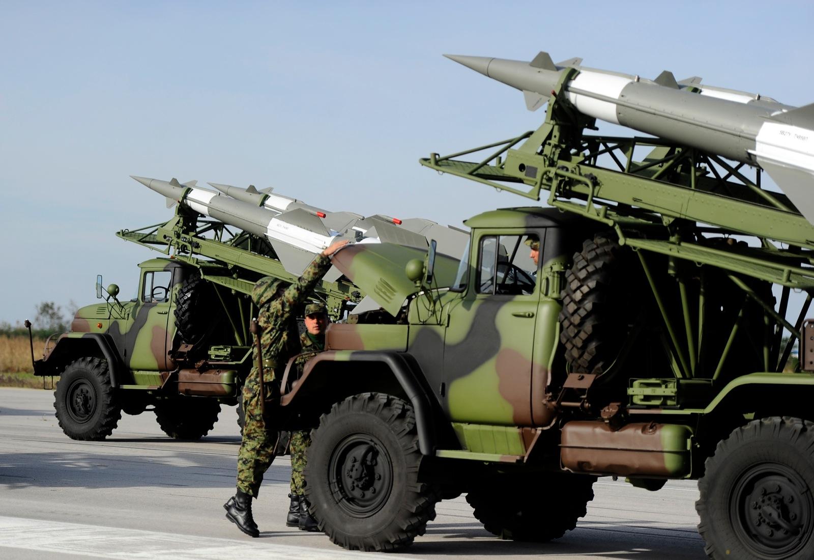 SAD istražuju vojnu saradnju zemalja zapadnog Balkana sa Rusijom