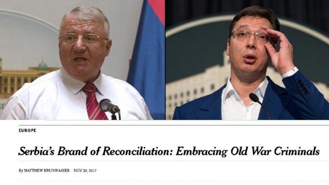 Analiza Nju Jork Tajmsa: Vraća li se Srbija u vreme Slobodana Miloševića?