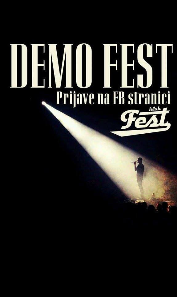 Demo fest se bliži kraju
