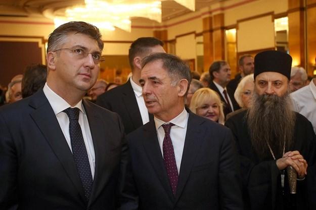 Zagreb: Prijem za pravoslavni Božić bez Kolinde!
