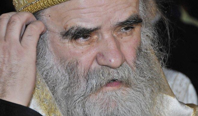 """Amfilohije na promociji svoje knjie """"Novo kosovsko raspeće"""" : Beograd završava ono što je počeo Đukanović"""