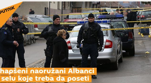 Gazeta Ekspres: lažna vest o zapleni oružja!?