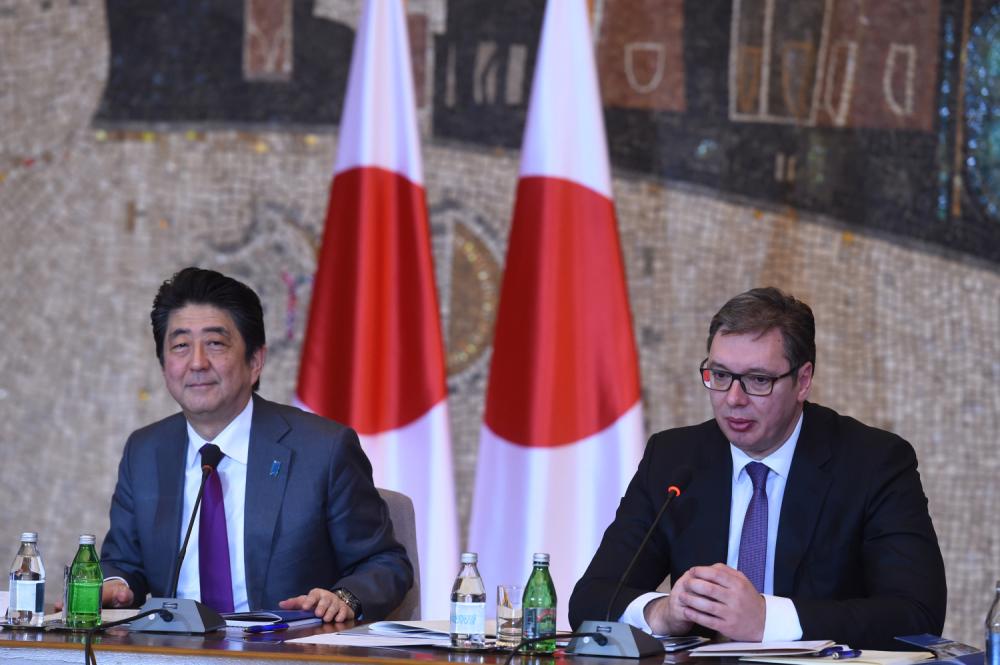 Poseta premijera Japana – veliki stimulans privrednoj saradnji!