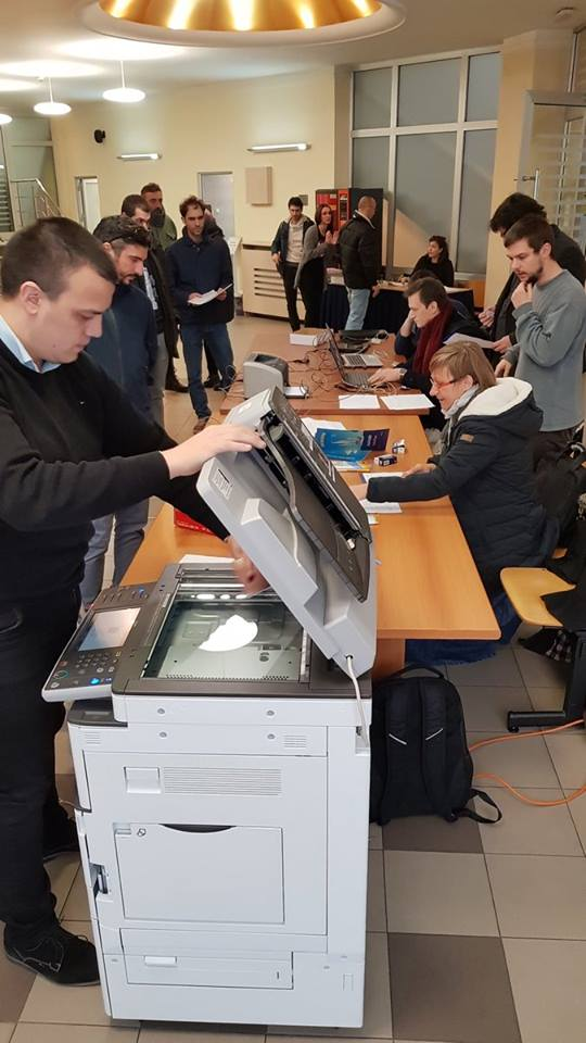 Inicijativa Ne davimo Beograd skuplja potpise za učešće na beogradskim izborima