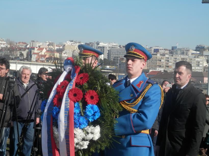 Beorad: Obeležen Međunarodni dan sećanja na žrtve Holokausta