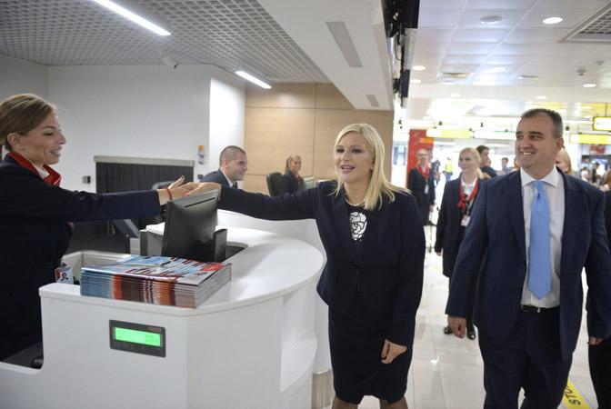 Reagovanje dr Zorane Mihajlović o Koncesiji Beoradskog aerodroma