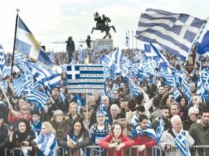 Atina: po podne veliki protesti protiv imena Makedonije