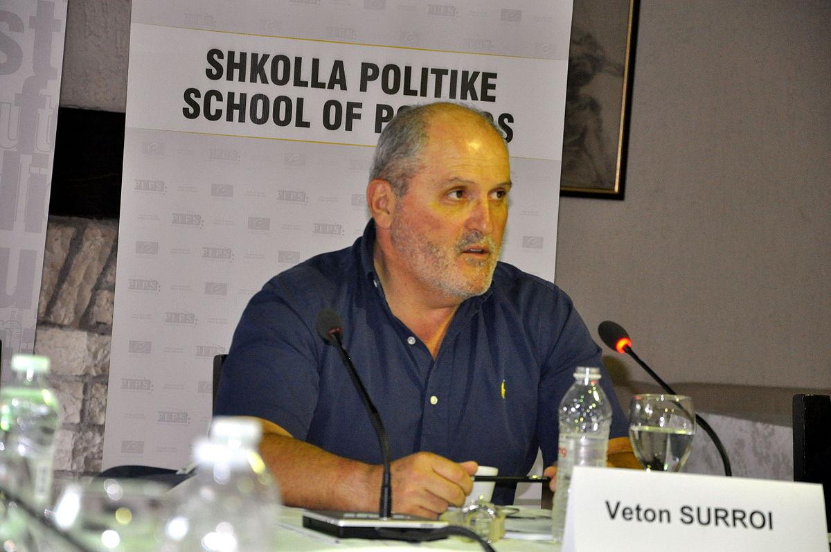 Veton Suroi predložio je Skupštini Kosova da podrži kandidaturu Nataše Kandić