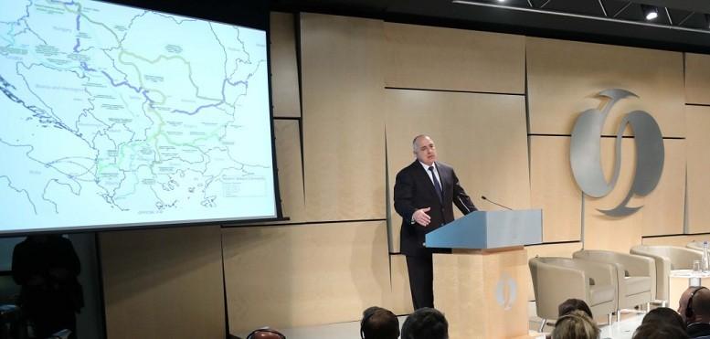 """Bojko Borisov u Londonu: zemlje Zapadnog Balkana """"odlični učenici"""""""