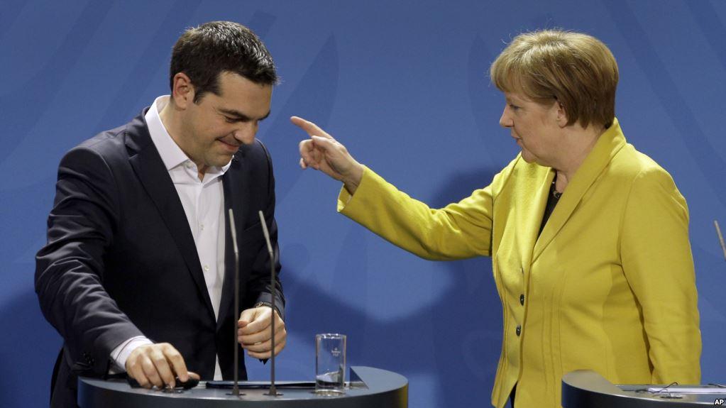 Cipras i Zaev na odvojenim konsultacijama kod  Angele Merkel