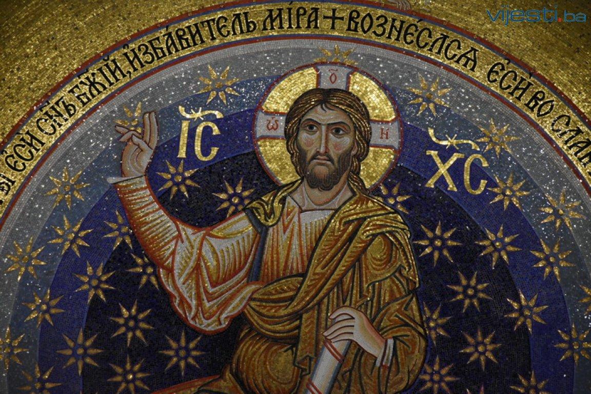 Lavrov u Beogradu: mozaička dekoracija Hrama pokazuje duhovne i kulturne veze Srbije i Rusije