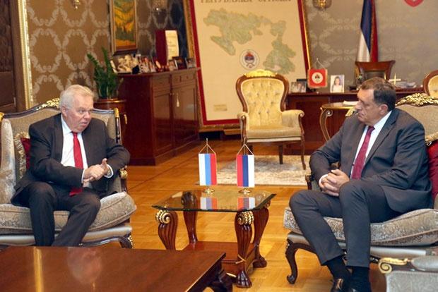 RUSKI AMBASADOR U BIH//: Stabilnost Evrope zavisi od odnosa Hrvatske i Srbije