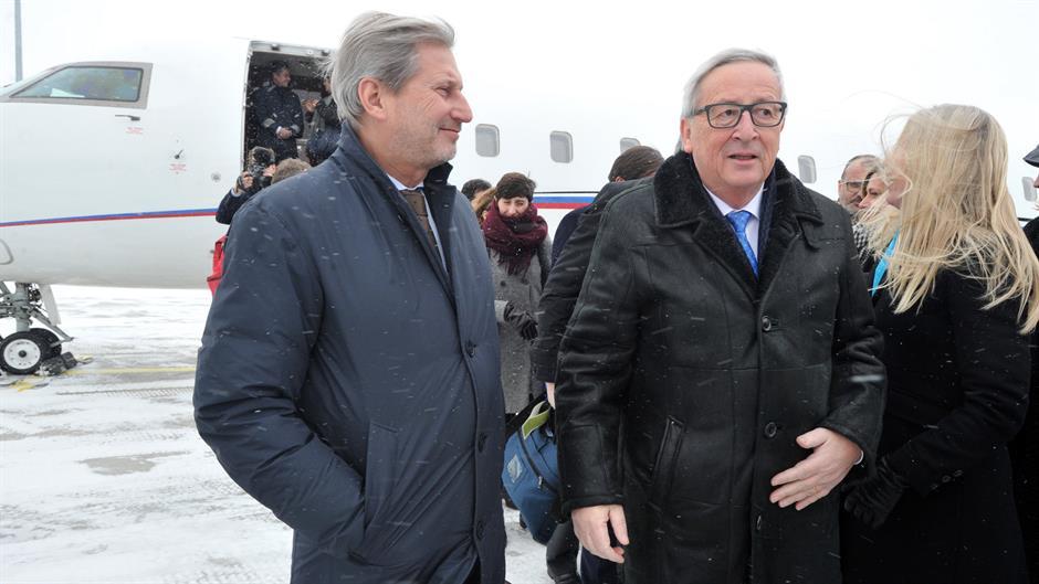Crna Gora: Opozicija će bojkotovati govor Junkera u Skupštini