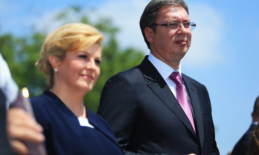 Kolinda Grabar Kitarović: Hrvatska i Srbija ne smeju biti neprijateljske države!