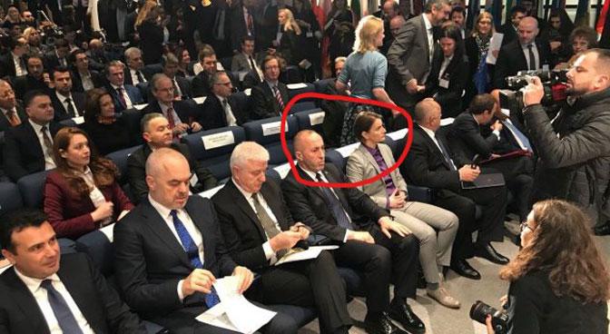 SUSRET U LONDONU//Haradinaj i Brnabićeva na Investicionom samitu Zapadnog Balkana