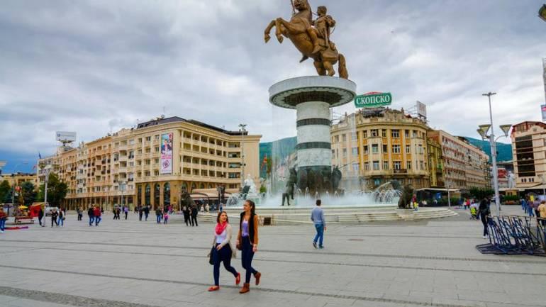 """Skopje: """"Svemakedonski protest"""" za odbranu imena države i identiteta nacije!"""