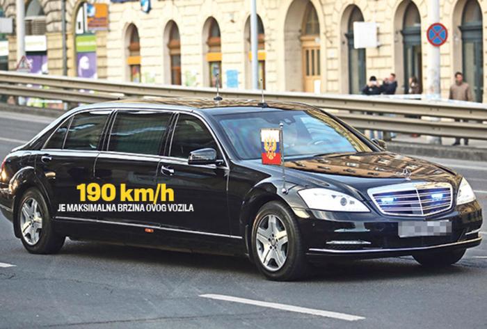 PREDSEDNIČKE LIMUZINE// Kako putuju Donald Tramp i Vladimir Putin?