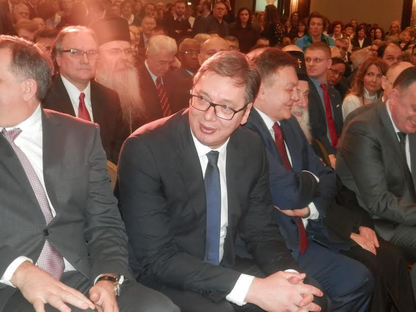 """Četrdeset godina Instituta """"Dedinje"""": Vučić obećao izgradnju """"Dedinje 2"""""""