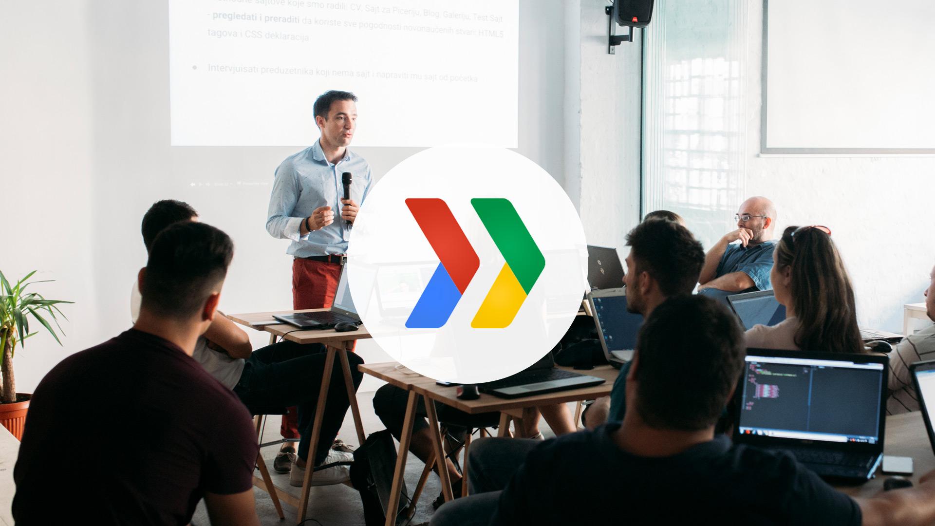 Google dolazi da obučava srpske preduzetnike