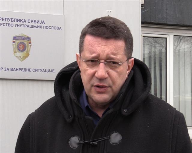 Predrag Marić: Na Sava kod Šapca proglašena vanredna odbrana od poplava