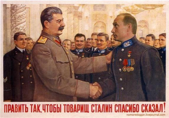 Putin ponovo predsednik Rusije: Da li će po stažu premašiti Staljina?