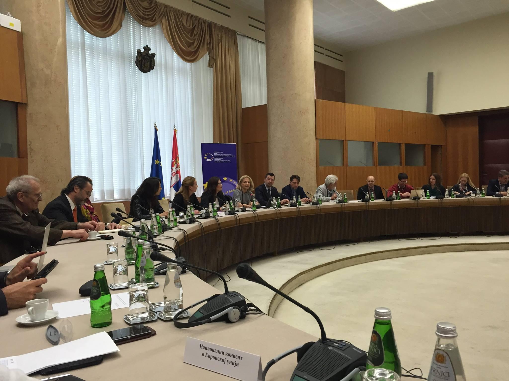 Poruka Nacionalnog konventa o EU: neka vlasti ne manipulišu građanima u Severnoj Mitrovici
