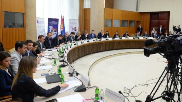Nacionalni konvent o EU: zamrznuti konflikt nije najbolje rešenje