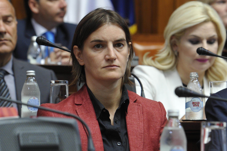 Ana Brnabić: članovi vlade koji žele svađu – neka potraže drugi tim
